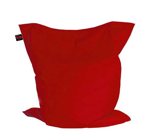 """Kids Bean Bag Colour Red"""